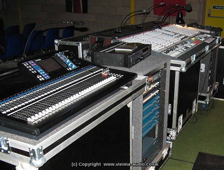 Church Sound Systems Installation - Worship Group Equipment in Cheshire, Shropshire, Wirral, North Wales